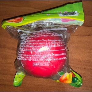 scented apple squishy